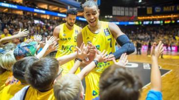 Basketball Tabellenführer Alba Berlin befindet sich im Höhenflug