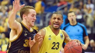 Basketball Ludwigsburg holt Alba wieder auf den Boden der Tatsachen