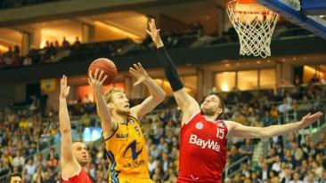 Basketball Alba bekommt gegen Bayern einen Freifahrtschein
