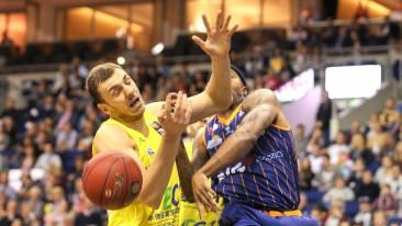Basketball Darum läuft bei Alba Berlin gerade so viel schief