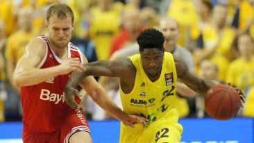 Basketball Auch Bayern München kann Albas Siegesserie nicht stoppen