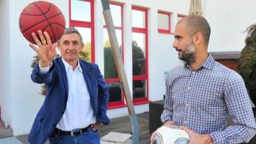 """Basketball Pesic: """"Sehe keinen Grund, dass Pep Guardiola nicht bleibt"""""""