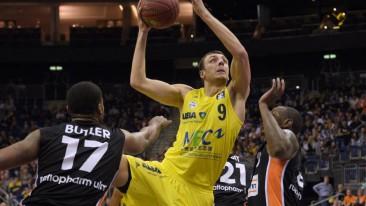 Elmedin Kikanovic ist die neue Alba-Krake