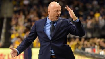 Der Zorn von Alba-Trainer Sasa Obradovic