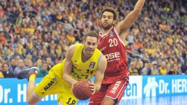 Basketball Alba und der dominante Gast aus einer anderen Liga