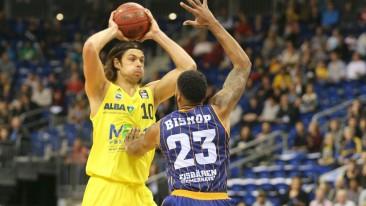 Basketball Loncar lässt Alba in letzter Sekunde doch noch jubeln