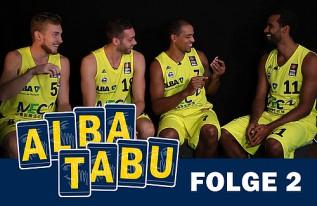 ALBA-Tabu Folge 2: Giffey und Wobo vs Vargas und King