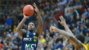 Basketball Albas Will Cherry: Mit viel Herz gegen fehlende Erfahrung