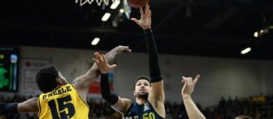 Basketball-Bundesliga Alba Berlin verliert erneut bei den Riesen Ludwigsburg