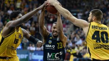 Alba findet wieder keine Lösung gegen Ludwigsburg
