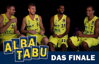 ALBA-Tabu: Das Finale (Giffey/Wobo vs Vargas/King)