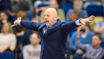 Basketball Alba Berlin verliert zum vierten Mal gegen Ludwigsburg