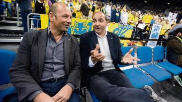 "Alba Berlin Neuer Sportdirektor Himar Ojeda: ""Fast wie in der NBA"""