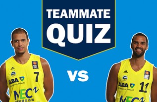 Teammate Quiz: Alex King vs Akeem Vargas