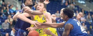 Endspurt in der Basketball-Bundesliga Alba Berlin: Hektik auf der Dauerbaustelle