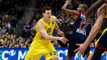 ALBA Berlin | Milosavljevic kämpft um Top-Form