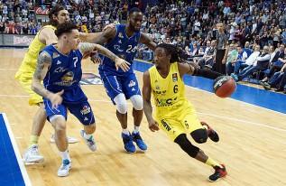 Das Schema wird nicht durchbrochen: Playoff-Aus in Frankfurt