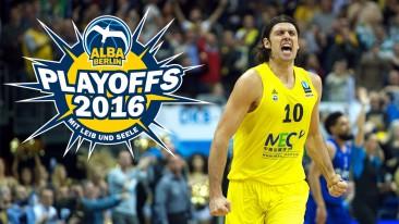 Official Playoff-Trailer 2016 ALBA BERLIN