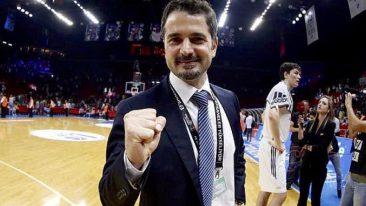 Offiziell: ALBA BERLIN mit neuem Head Coach - Ahmet Caki kommt.