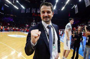 Ahmet Caki ist neuer Cheftrainer von ALBA BERLIN