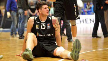 Basketball | Tübinger Neuzugang Alba verpflichtet den Center Bogdan Radosavljevic