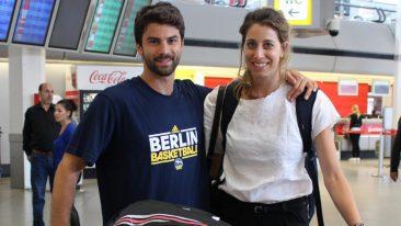 Alba-Neuzugang Engin Atsür kommt mit der Verlobten nach Berlin