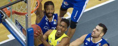 Basketball-Bundesliga Alba Berlin verliert auch gegen die Frankfurt Skyliners