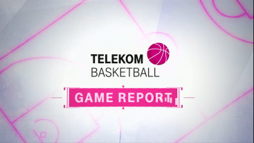 Telekom Basketball Game Report