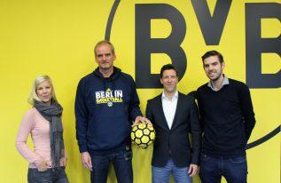 BVB & ALBA: Gemeinsam Jugend stärken!