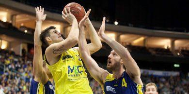 Basketball-Bundesliga Alba Berlin gewinnt 81:77 gegen Phoenix Hagen