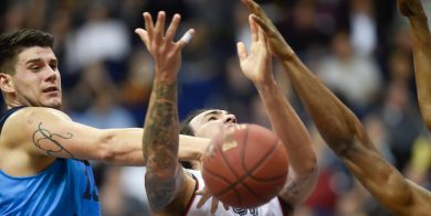 Basketball Alba Berlin erkämpft Sieg über Vilnius