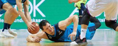 Alba gehen die Center aus : Tony Gaffney verletzt sich