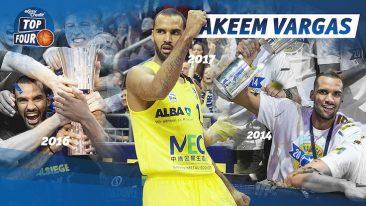 Der einzige Spieler: Berlins Nationalspieler Akeem Vargas
