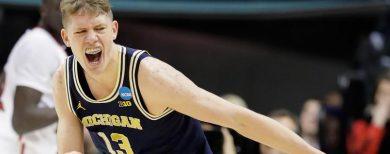 College-Basketball Moritz Wagner: Solides Rumpelstilzchen