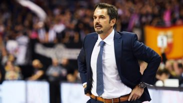 Albas Trainer Caki in Göttingen schon wieder unter Druck