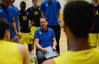 Interview mit Konstantin Lwowsky zum Playoff-Start der NBBL