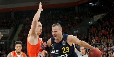 Basketball-Bundesliga Alba Berlin unterliegt in Ulm