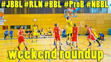 weekend roundup 11-17, JBBL, RLN, BBL, ProB, NBBL