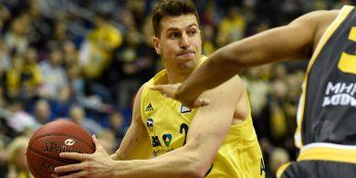 Playoffs Milosavljevic verletzt sich am Ellenbogen und fällt aus
