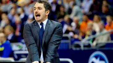 Paukenschlag vor Playoffs: Berlin entlässt Trainer Caki