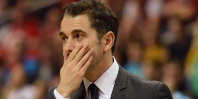 Vor den Playoffs Basketball-Bundesligist Alba entlässt Trainer Caki