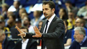 Alba-Trainer Caki glaubt in Bamberg an das Unmögliche