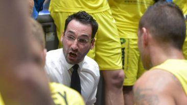 ALBA lässt Zukunft von Coach Päch offen