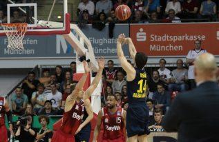 Sieg in Viertelfinale 3 in München ganz knapp verpasst