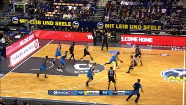 Peyton Siva (Alba Berlin) 2016/17 Highlights