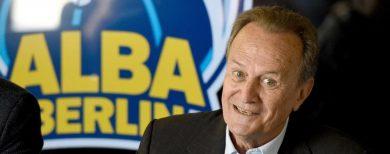 "Basketball Alba Berlin begrüßt den ""Talententwickler"""
