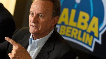 """ALBA-Coach Reneses heiß auf neue Aufgabe: """"Voller Energie"""""""