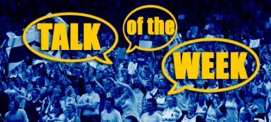 Talk of the week, 27-2017