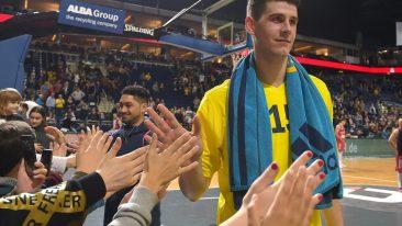 Albas Radosavljevic kämpft um Saisonstart – Hoffnung bei Giffey