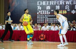 ALBA spielt am Samstag im chinesischen Changchun